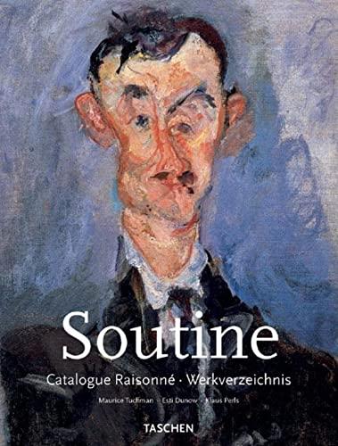 9783822816295: Chaim Soutine (1893-1943): Catalogue Raisonne