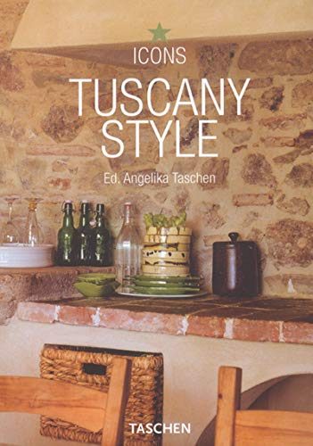 9783822816424: Tuscany Style (Icons) (French Edition)