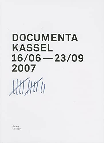 9783822816776: Documeta 12 catalogue. Ediz. inglese e tedesca (Varia)