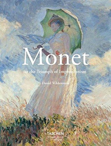 Monet oder der Triumph des Impressionismus. (9783822816899) by Daniel Wildenstein