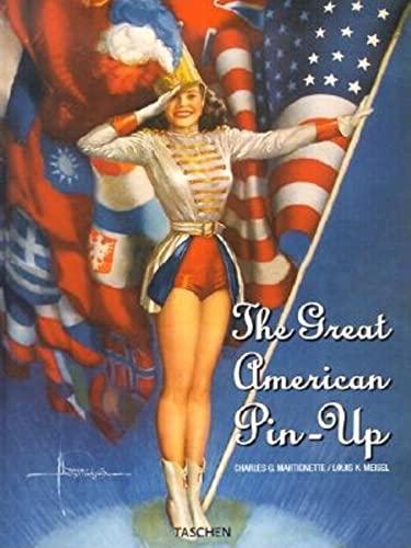 9783822817018: Great American pin-up. Ediz. inglese, francese e tedesca (Mid size)