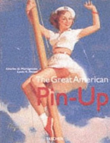 9783822817018: The Great American Pin-up: MS (Midi)