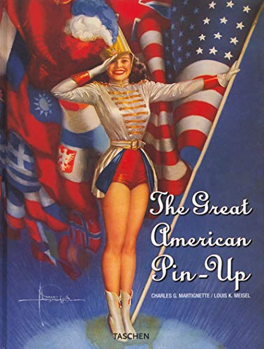 9783822817018: The Great American Pin-Up