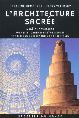 9783822817117: L' Architecture sacr�e