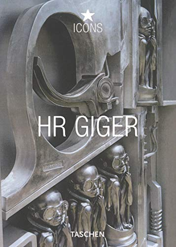 9783822817230: HR Giger (Icons)