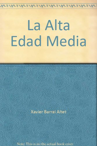 9783822817957: La Alta Edad Media