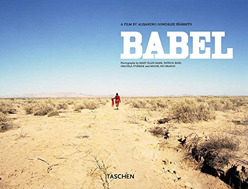 BABEL: A Film by Alejandro Gonzalez Inarritu (2x SIGNED): Hagerman, Maria Eladia (Editor), ...