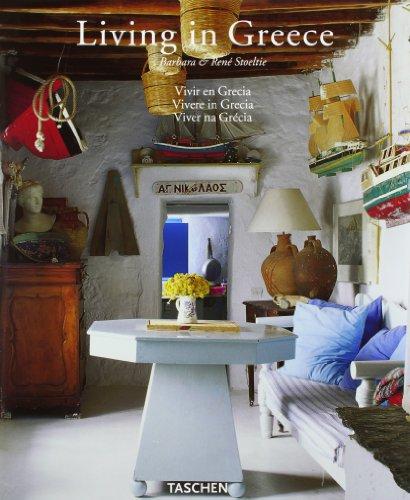 LIVING IN GREECE (VIVIR GRECIA)(02)-JU-: Stoeltie, Rene
