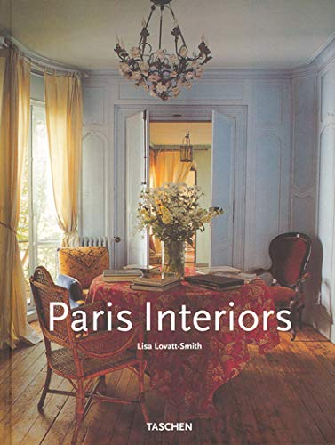 9783822818701: Paris interiors-trilingue (Midi)