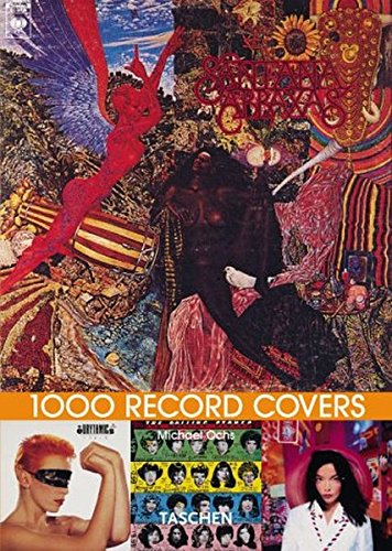 9783822819784: 1000 Record Covers