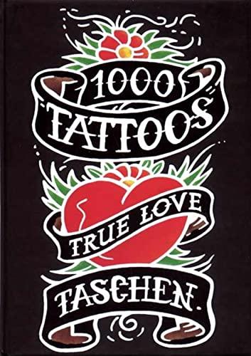 9783822819791: 1000 Tattoos : True Love