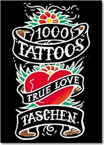 1000 Tattoos (English and German Edition): Henk Schiffmacher
