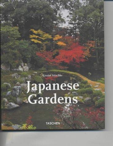 9783822820353: Japanese Gardens (Midsize)