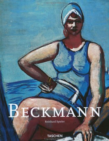 9783822820384: Max Beckmann, 1884-1950: The Path to Myth