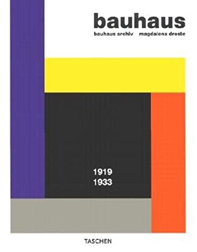 Bauhaus: 1919-1933 (Midsize): Magdalena Droste, Bauhaus