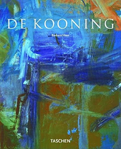 9783822821350: de Kooning