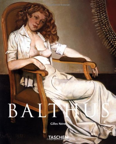 balthasar klossowski de rola balthus 1908 2001 the king of cats taschen basic art