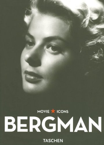 9783822822081: Bergman (Movie Icons)