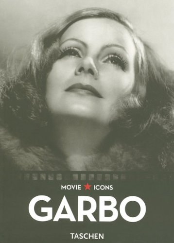 Greta Garbo (Taschen Movie Icons) Robinson, David