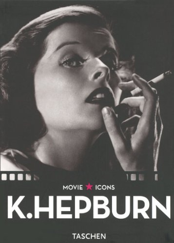9783822822104: Katherine Hepburn (Taschen Movie Icon Series)
