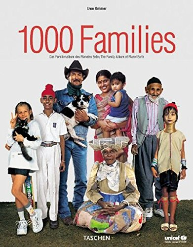 9783822822647: 1000 Families: The Family Album of Planet Earth