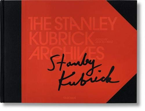 "Stanley Kubrick Archives [WITH FILMSTRIP ""HAL OPEN: Castle, Alison"