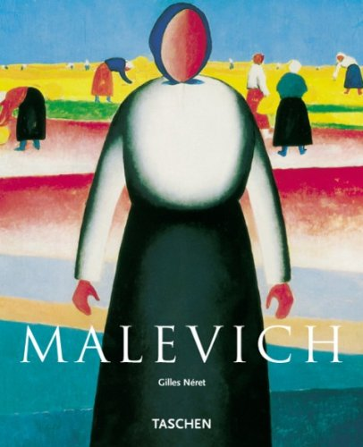 Kasimir Malevich (Spanish Edition) (3822822981) by NERET(822982)