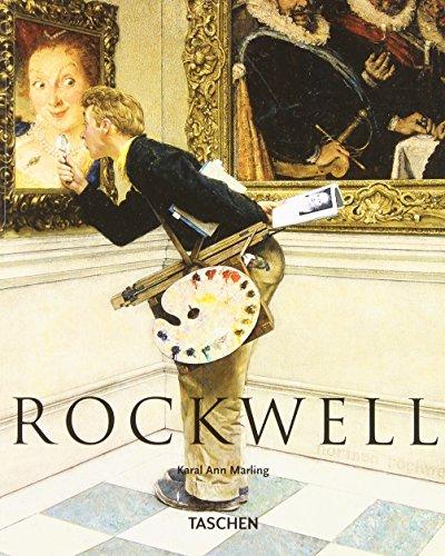 9783822823040: Rockwell (Basic Art)