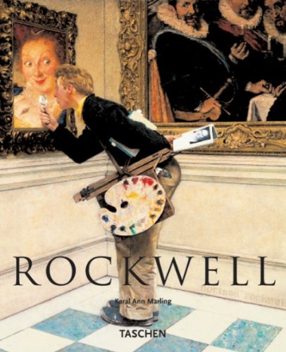 9783822823057: Norman Rockwell (Spanish Edition)