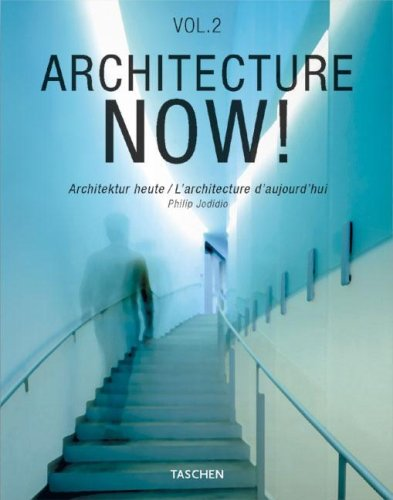 Architecture Now 6! : Architektur heute. L'architecture: Philip Jodidio