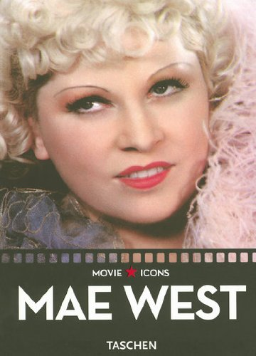 9783822823217: Mae West (Movie Icons)