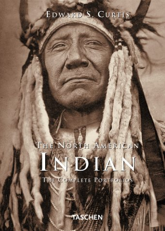 9783822823354: The North American Indian: The Complete Portfolios (Klotz)