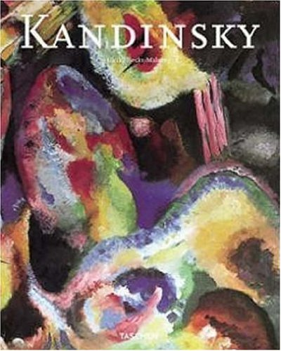 9783822823491: Wassily Kandinsky, 1866-1944: The Journey to Abstraction