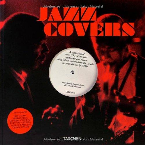 9783822823668: Jazz covers. Ediz. inglese: VA (Varia)