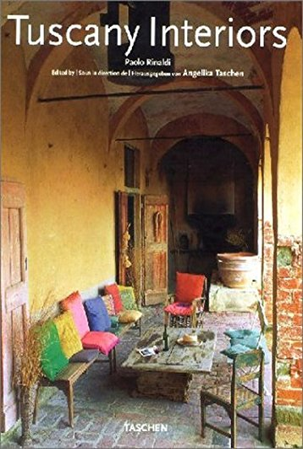 9783822823880: Tuscany Interiors