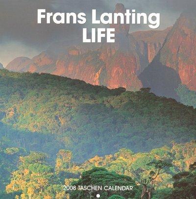 9783822824047: Frans Lanting Life 2008 Wall Calendar