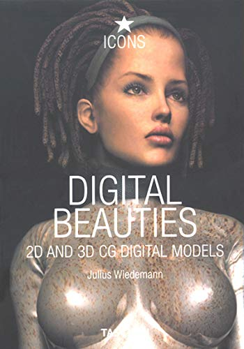 9783822824108: Digital Beauties: 2nd and 3rd Computer Generated Digital Models