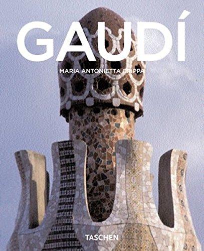 9783822824429: Antoni Gaudi