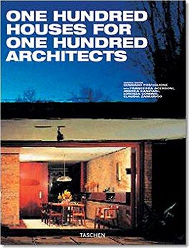 100 Houses (Midi) (9783822824511) by Gennaro Postiglione