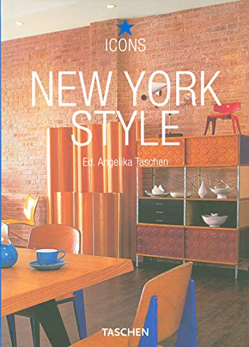 9783822824665: New York Style (Icons)