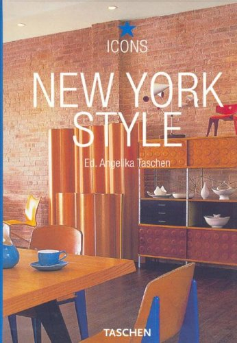 9783822824672: New York style. Ediz. italiana, spagnola e portoghese (Icons)