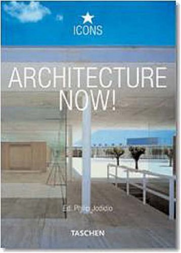 9783822825075: Architecture Now!: 100 Contemporary Architects (Icons Series)