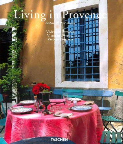 9783822825266: Living in Provence