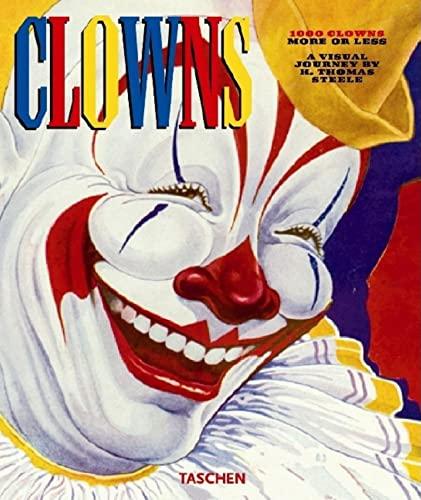 9783822826232: 1000 clowns-trilingue - va: More or Less - A Visual Journey