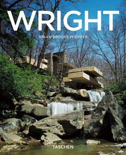 9783822827574: Wright (Taschen Basic Architecture)