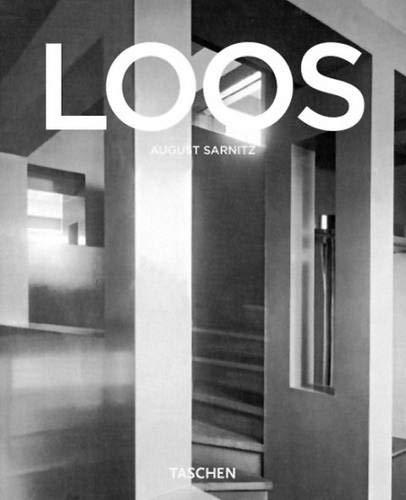 9783822827727: Loos (Taschen Basic Architecture)