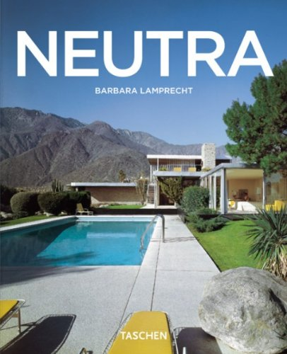 9783822827741: Neutra (Taschen Basic Art Series)