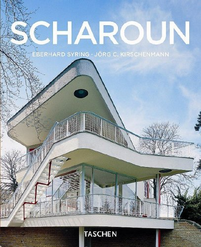 9783822827789: Hans Scharoun, 1893-1972: Outsider of Modernism (Taschen Basic Architecture)