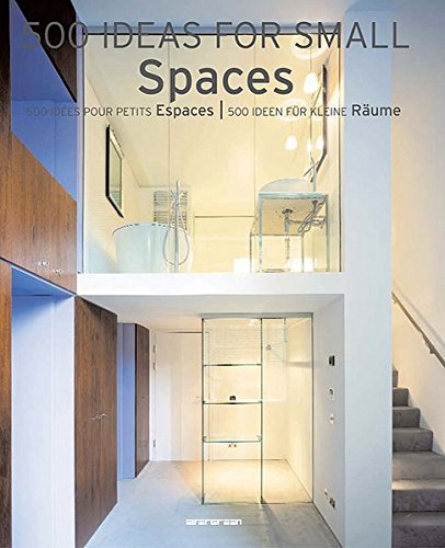 9783822827932: EV-500 IDEAS FOR SMALL SPACES