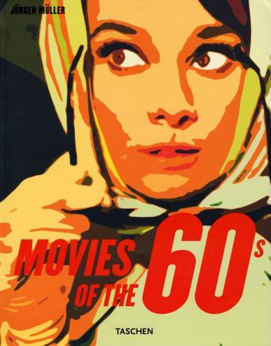 9783822827994: Movies of the 60s (Midi S.)